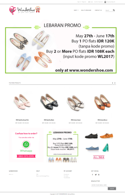 Wonder Shoe