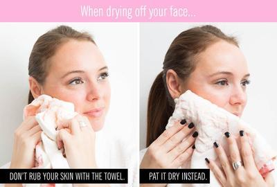 Ladies, Inilah Cara Membersihkan Wajah yang Benar untuk Kulit Berminyak Agar Tidak Jerawatan