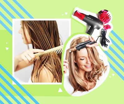 Inilah 5 Alasan Mengapa Rambutmu Menjadi Kering dan Mudah Rontok!
