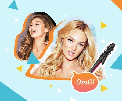 Ini Dia 5 Langkah untuk Mendapatkan Natural Wavy Hair ala Victoria's Secret Angels