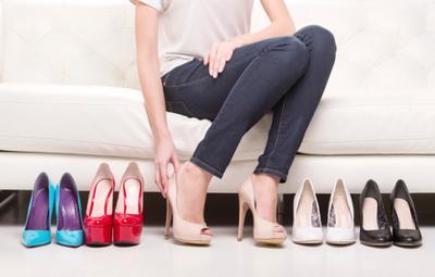 Biar Enggak Menyesal, Begini Lho Tips Membeli High Heels yang Nyaman