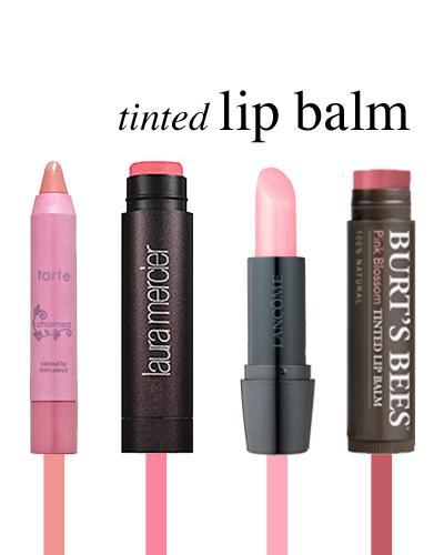 #1 Lipstik dan Lip Balm
