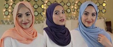 3 Tutorial Hijab Pashmina Simple dan Stylish untuk Berbagai Acara