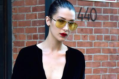 Tren Kacamata Lensa Kuning yang Bisa Membuatmu Tampil Keren dan Kekinian 346b8ab535