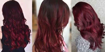 Yuk Saatnya Tampil Memikat Dengan Shades Of Burgundy Hair Color