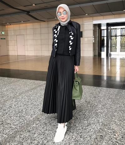 Inspirasi Style Hijab Lebaran Ala Selebgram yang Bisa Ditiru Agar Kamu Semakin Stylish