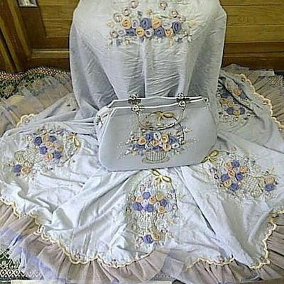 Bahan Katun Silk