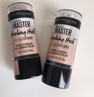 Review: Maybelline FaceStudio Master Strobing Stick Illuminating Highlighter