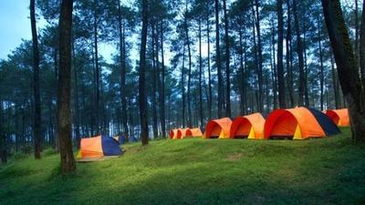 83 Gambar Pemandangan Camping Paling Bagus