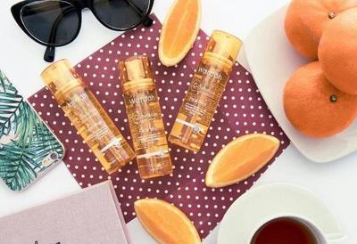 FaceMist Wardah dengan Kandungan Vitamin C yang Ampuh Menyegarkan dan Melembapkan Wajah