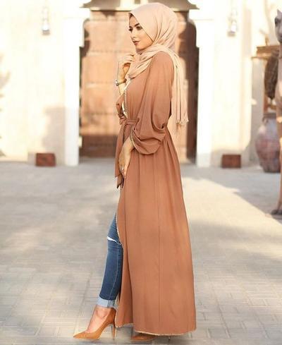 Yuk Intip Tips Fashion Hijab Cantik Dengan Padu Padan Warna Hijab