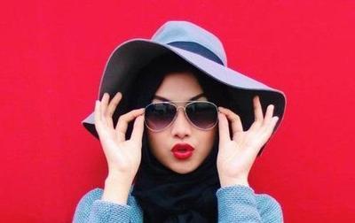Yuk Tiru Padu Padan Hijab Dengan Topi Stylish Ala Hijabers