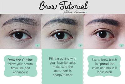 Tutorial Make Up Natural Wardah