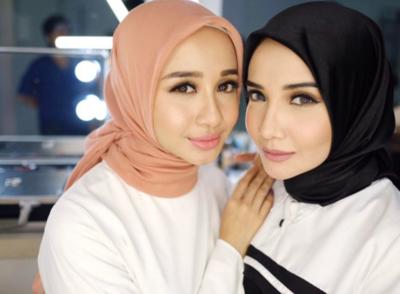 Ini Dia Inspirasi Style Hijab Laudya Chynthia Bella Dan Zaskia