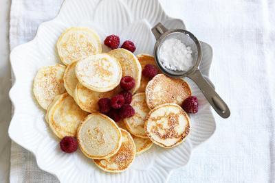 Resep Mudah Membuat Poffertjes, Dessert Manis Khas Negeri Kincir Angin