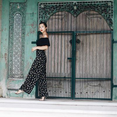 Inspirasi 5 Gaya Seleb Indonesia dengan Celana Kulot yang Bikin Penampilanmu Semakin Catchy