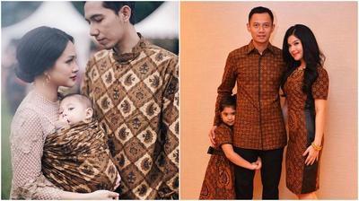 Yuk, Intip Gaya Busana Batik Ala Keluarga Selebriti yang Kompak Banget!