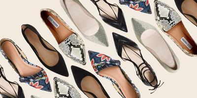 Bosan Dengan Flat Shoes Biasa? Coba Pilihan Ini Yuk!