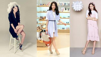 Yuk, Tampil Stylish dengan High Heels Ala Selebriti Korea!