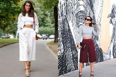 Wajib Tahu 6 Tips Mengenakan Celana Kulot Ini Biar Kamu Makin Stylish!
