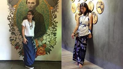 Pilihan Batik ala Selebriti Indonesia Berikut Ini Dapat Jadi Inspirasi Gayamu