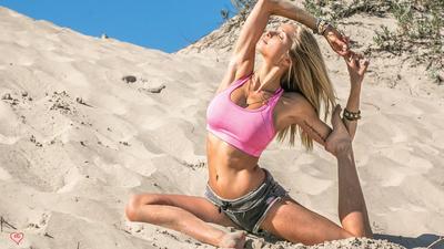 Kamu Ingin Bentuk Paha yang Ramping? Gerakan Yoga Ini Wajib Dicoba!