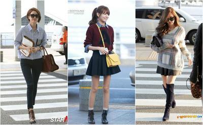 Get the Looks! Ini Style Tips untuk Tampil Kasual dengan Boots Ala 3 Selebriti Korea
