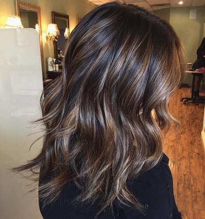 Espresso Hair Color