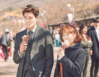 5 Pasangan Terlucu Drama Korea Ini Bakal Bikin Kamu Gemas Banget Deh! Setuju?