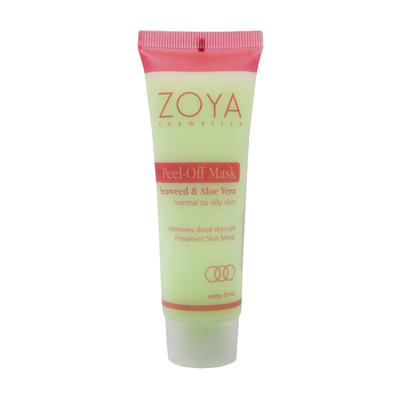 Seaweed & Aloe Vera Peel Off Mask dari Zoya