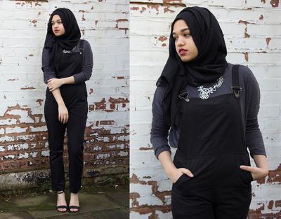 Tips Mix and Match Hijab dengan Kalung Agar Tampilan Lebih Keren