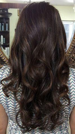 Esspresso Brown Hair