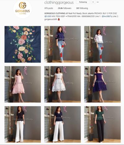 Wajib Cek! Ini Daftar 7 Online Shop dengan Koleksi Pakaian yang Stylish Dibawah 200k