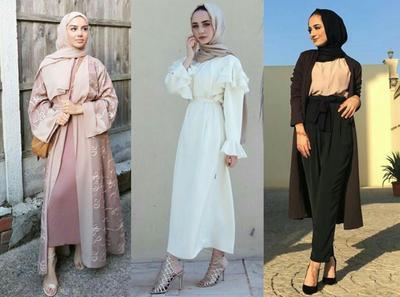 5 Inspirasi Style Heels dengan Hijab Paling Modis Ala Selebgram Hijabers Luar Negeri