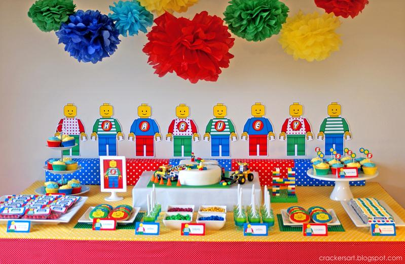 Meriahkan Ulang Tahun Anak Laki Laki Dengan Dekorasi Dessert