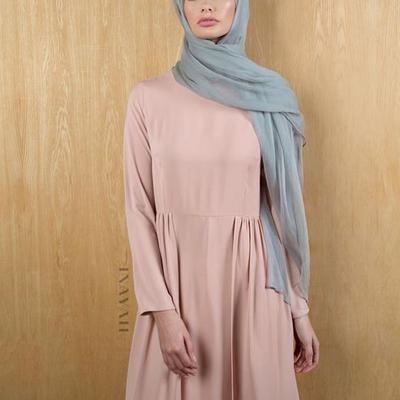 Nah Ini Dia Kombinasi Warna Yang Cocok Dengan Hijab Warna Abu Abu