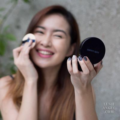 #NEWS Review Estée Lauder Double Wear Cushion BB All Day Wear Liquid Compact SPF 50/PA +++ yang Perlu Kamu Ketahui!