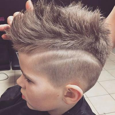 Mohawk for Sure!
