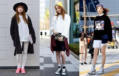 Dari Choker Hingga Topi, Bikin Seleb Korea Ini Stylish Banget!