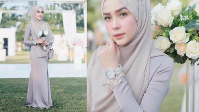 Tutorial Hijab Pashmina Kondangan Hijab Converse