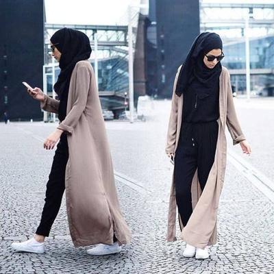 Psst Padu Padan Hijab Dengan Jumpsuit Ini Akan Membuat Kamu