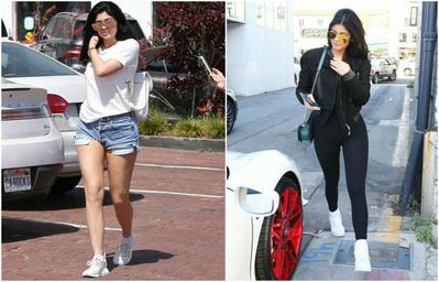 Ladies, Gaya Kasual ala Kylie Jenner Ini Dijamin Bikin Penampilanmu Fashionable Banget Lho!