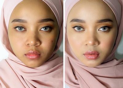 Inspirasi Make Up untuk Kamu yang Berkulit Gelap dan Berhijab