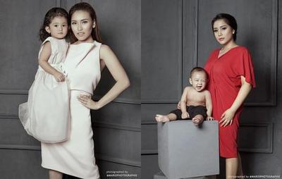 Fashion War Nagita Slavina vs Ayu Ting Ting. Pilih yang Mana?