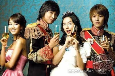 Pilih Princess Hours Korea atau Princess Hours Thailand?