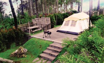Mau Liburan yang Berbeda? 5 Tempat Camping Seru di Bogor Ini Wajib Kamu Coba!