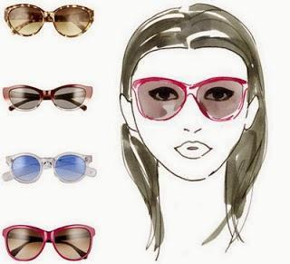 Pastikan Kamu Memilih Kacamata Model Ini Kalau Kamu Pemilik Wajah Bentuk  Segitiga atau Hati d5291f5c0e