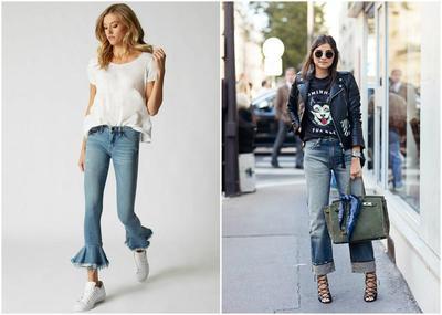 Sudah Punya? Ini Lho Trend Jeans 2017 Kekinian yang Keren-keren Banget!