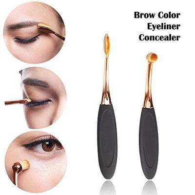 2. Mengaplikasikan Concealer
