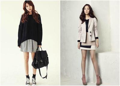 Kaus Kaki Ala Korea Ini Bikin Penampilan Kamu Jadi Tambah Cute Lho Ladies!